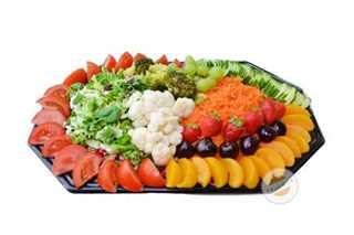 Afbeelding van Koude groentenschotel